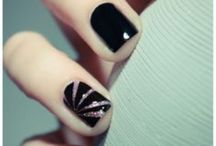 :: NAILS :: / Gorgeous nails but I can't never do my right hand ! it's ridiculous!