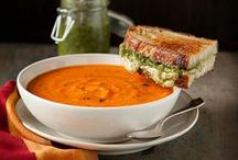 Tasty: Soups, chilis, sauce based dishes / by BreAnna Houss