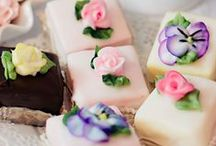 Tasty: Candies, bonbons, petit fours / by BreAnna Houss