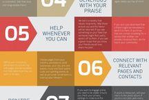 Social Media Sense / Social media and blogging tips