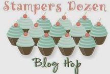 Dozen stampers / by Stamp & Scrap with Frenchie