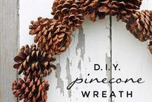 {Weihnachts diy   X Mas DiY} / Xmas DiY and crafting ideas / Weihnachtsbastelideen / by Zucker, Zimt und Liebe