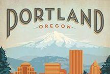 {Portland Oregon / Northwest} / In love with Portland, Oregon and the Northwest / by Zucker, Zimt und Liebe