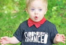Down syndrome / Down syndrome is not as bad as it's made out to be. There are so MANY misconceptions about Down syndrome.  People need to know the real facts!