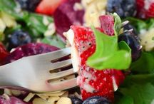 Salads / by Pamela Chauvin-Trahan