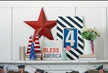 4th of July / The best patriotic ideas around!