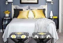 Bedrooms / Fun and clever ideas to create a relaxing, beautiful bedroom!