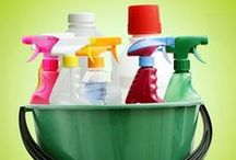 Cleaning / Clever tips to keep your home clean!