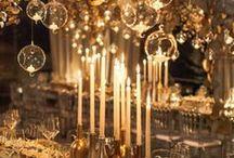Goldene Zeiten / Dieses Weihnachten wird prächtig! Lassen Sie sich inspirieren.