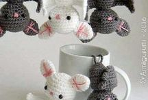 Crochet - Amigurumis and Toys / Crochet patterns and inspirations for small toys and amigurumis