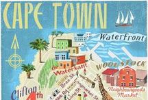 Capetown / Kapstadt Südafrika / Traveling the western cape this fall. Will be good to be back!