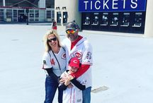 Raising A Reds Fan / On the go Cincinnati Mom Erin Fischer shares family-friendly tips, info and insights for Reds Country parents. #RaisingARedsFan is presented by PNC.