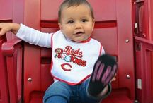 Reds Rookies Baby Fan Club / A club for Reds fans 0-3 yrs old. If you love babies, this board is for you!