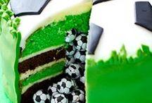 Fußball | Hochzeit / Motto für eure Hochzeit gefällig? Hier findet coole Deko-Ideen, leckere Snacks und Accessoires rund um das Thema Hochzeit und Fußball.