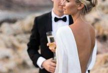 Modern wedding / Inspiration for modern couple. Wedding details, bride to be.