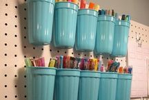 Organizing stuff... / by Mitzi Duke