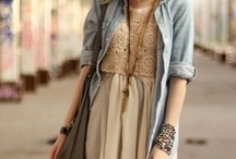 Outfits I Adore / Collection of inspirational outfits