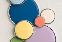 Paint colors / by Maria Siourounis
