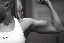 health <3 fitness / by Marissa Schuh