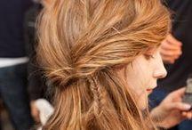 hair / by Marissa Schuh