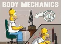 Chiro Comix / Chiropractic Cartoons