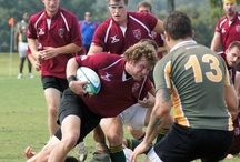 Sherman Rugby / by Sherman College of Chiropractic