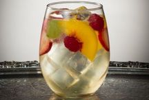 Adult Beverages / Mostly fruit based, refreshing summer in the sun, having fun drinks! / by Heureux Pour Tourjours