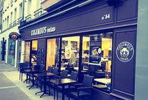 L'atmosphère Columbus Café & Co