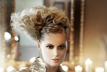 Hair up / by Tracey Scott