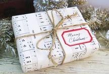 Gift basket and (christmas) Wrapping