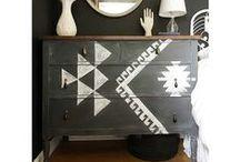 DIY { Furniture } / by Ashlee
