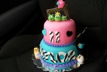 My Cakes / A Collection of Cakes that I've made :-)