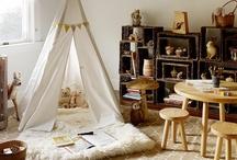 Shabby Home- Boys Room