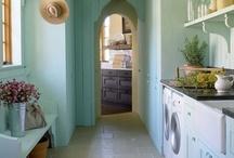 Shabby Home- Laundry Room