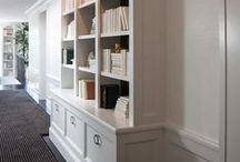 built in bookcase -entertainment