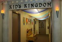 "Landmark ""Wee Camp"" and ""Kid's Kingdom"" / by Nathan Capps"