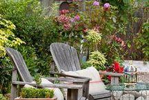 Outdoor Spaces / Outdoor Living / by Eddie Mattarocci