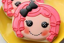 Decorated Cookies-Kids/Baby / by Kathy Hendricks