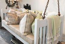Furniture Repurposed / by Eddie Mattarocci