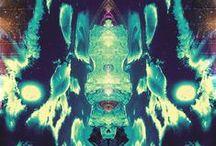 psychedelic/ trippy art / by sentōki s.
