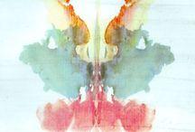 Rorschach inkblot / by sentōki s.