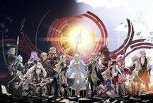 Fire Emblem Awakening / Fates / Echoes / And little Fire Emblem Heroes ^^