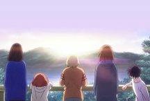 Ao Haru Ride / Manga/Anime d'amour