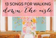 Wedding Playlists