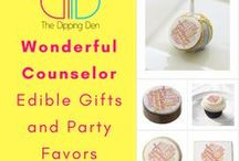 Wonderful Counselor Edible Gifts and Party Favors by The Dipping Den / Wonderful Counselor Edible Gifts and Party Favors by The Dipping Den #thedippingden #everyeventanyoccasion #thedippingdenonzazzle