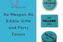 No Weapon No by The Dipping Den / No Weapon No by The Dipping Den. Brownies, cookies, cake pops, chocolate, gum, and more! #thedippingden #anyeventeveryoccasion #zazzle #christian #christiangifts  WEBSITE: thedippingden.com  ZAZZLE:shop.thedippingden.com/noweaponno