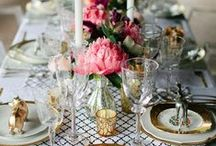 Table Dress Up  / by gold & gray jewelry