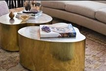 Tables / by gold & gray jewelry
