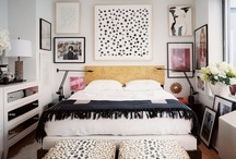 Bedrooms / by gold & gray jewelry