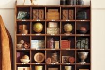 Organizing / by Lynda Kanase